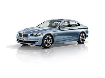 Премьера серийного BMWActiveHybrid5 пройдет 30 ноября в Токио на международном автосалоне.