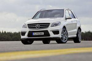 Новый Mercedes-Benz ML вмощной версии AMG дебютирует вЛос-Анджелесе