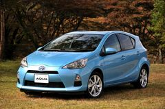 На Токио Моторшоу будет представлен новый гибрид компании Toyota.