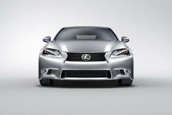 В линейке Lexus GS появится новая модификация с 2,5-литровым V6.