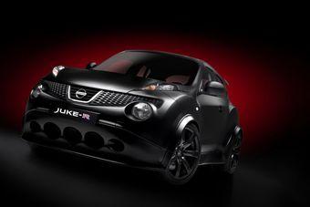 Nissan Juke-R с двигателем от GT-R.