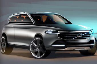 Volvo представит новый вариант XC90 только к 2014 году.