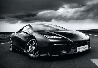 Lotus рассказал о характеристиках нового двигателя V8, который будет использоваться на новом поколении модели Esprit.