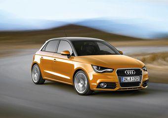 В начале следующего года Ауди начнет продавать в Европе 5-дверный вариант хэтчбека A1.