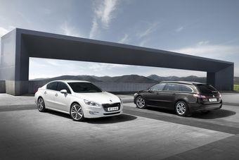 Продажи Peugeot 508 начнутся в России в феврале 2012 года.