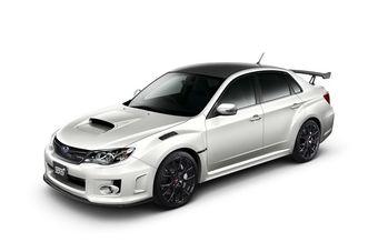 """Subaru Impreza WRX STI """"S206"""" NBR Challenge Package. Автомобилей в этой комплектации будет собрано всего 100. На день официальной презентации все запланированные к выпуску машины уже распроданы."""