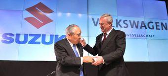 В декабре 2009 года главы корпораций Suzuki и VW были рады объявить о сотрудничестве. Теперь же стороны не готовы даже на диалог.