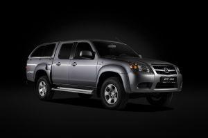 Российская Mazda выпустит 100 пикапов BT-50 в особой версии Pevek Edition