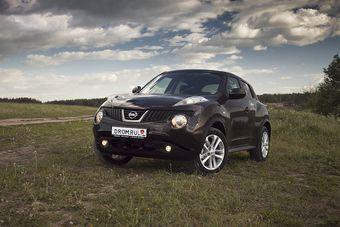 Nissan отзывает компактный кроссовер Juke из-за небольших недоработок.