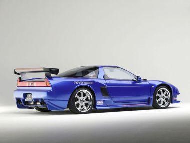 Концепт суперкара Acura NSX покажут через месяц