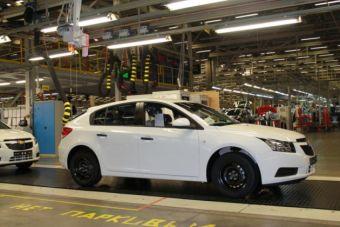 GM-Auto начал производство Chevrolet Cruze в кузове «хэтчбек».