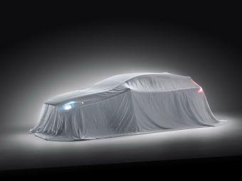Volvo V40 покажут в марте на Женевском автосалоне. На сегодняшний день это единственное изображение новинки.