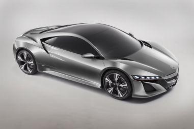 Детройт-2012. Honda провела дебют нового поколения суперкара AcuraNSX