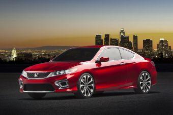 Осенью этого года в США выйдет новое поколение модели Accord.
