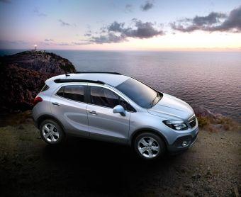 Vauxhall Mokka. Новая модель концерна General Motors появится в продаже в конце этого года.