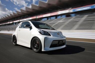 Toyota выпустит эксклюзивный спортивный компакт GRMN iQ Supercharger