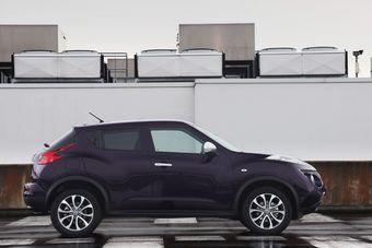Nissan Juke Shiro станет самой дорогостоящей комплектацией кроссовера.