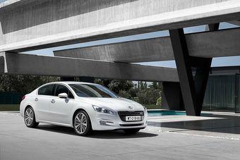 Стоимость Peugeot 508 в России составит от 839.000 руб. до 1.479.000 руб.
