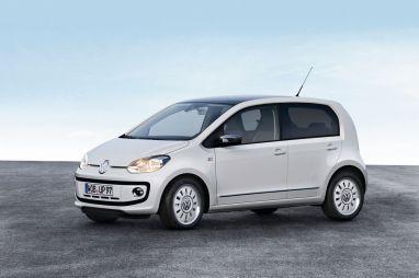 Volkswagen представил 5-дверный up!