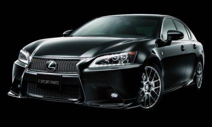 TRD и Modellista выпустили тюнинг для Lexus GS