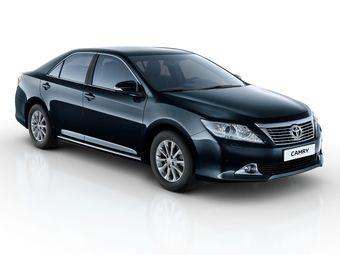 Toyota значительно увеличит локализацию производства седана Camry к 2014 году.