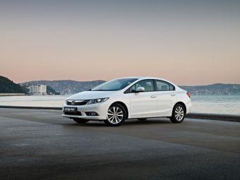 Через месяц Honda начнет продажи нового Цивика в России.