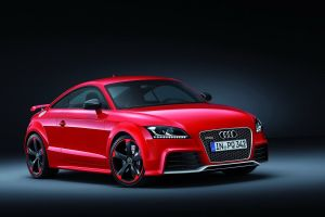 Audi представляет новый флагман линейкиTT