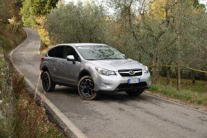 Кроссовер Subaru XV будет стоить от 974200 рублей
