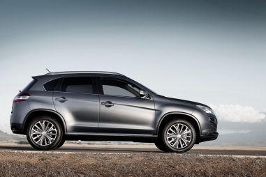 Peugeot представляет новый кроссовер 4008