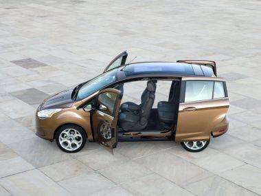 Ford опубликовал подробности оновой модели B-Max