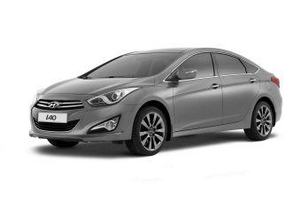 Самая доступная версия седана Hyundai i40 будет стоить в России 1 089 000 рублей.