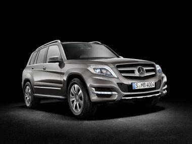 Mercedes-Benz обновил кроссовер GLK