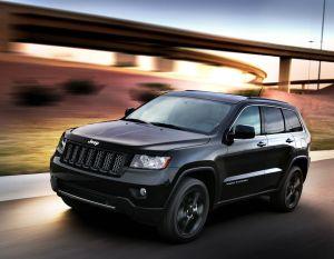 Jeep Grand Cherokee, Compass и Patriot представлены в модификации Altitude