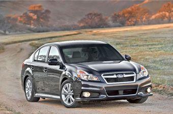 Обновленный вариант Subaru Legacy представят на следующей неделе в Нью-Йорке.