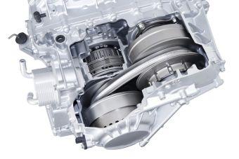 Вариатор (CVT), разработка компании Honda.