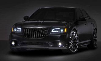 Chrysler привезет вПекин седан300C иджипWrangler