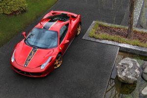 Ferrari выпустит 20 уникальных 458 Italia для Китая
