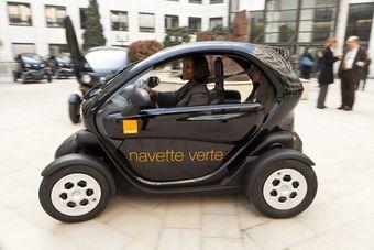 Электрокар Renault Twizy можно заказать - Renault Twizy ...