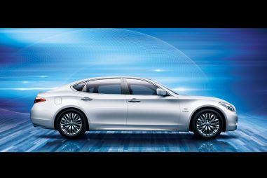 Пекин2012. InfinitiM получил удлиненную колесную базу
