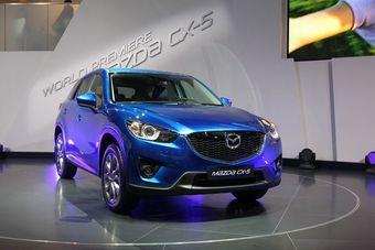 Выпуск автомобилей под маркой Mazda начнётся во Владивостоке осенью этого года. (на фото — кроссовер Mazda CX-5)