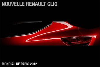 Renault начала сливать детали о новом поколении хэтчбека Clio.
