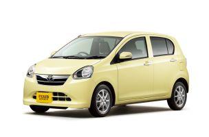 Влинейке мини-каров Toyota новинка — PixisEpoch