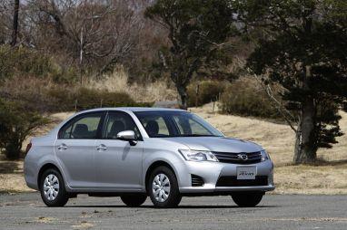 Toyota представила новое поколение семейства Corolla вЯпонии