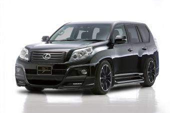 Toyota Land Cruiser Prado GRJ150W Sports Line