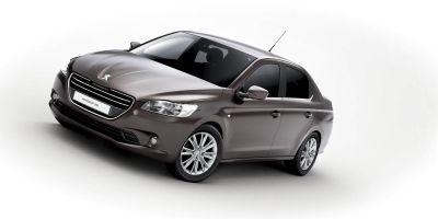 Peugeot представила новую модель301 — очередной бюджетный седан