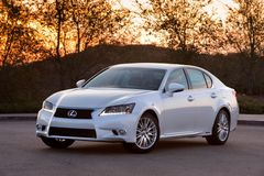 Новость о Lexus GS450h