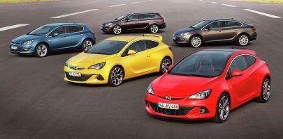 Opel обновил линейкуAstra: новыйдизайн, мощныемоторы