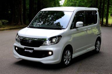 Suzuki представила своего «Бандита»