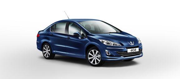 Peugeot публикует цены наседан408: от549до789тысячруб.