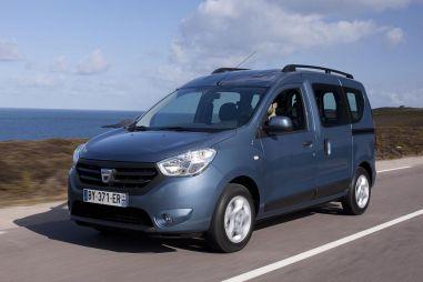 Dacia опубликовала подробности оновой модели — фургоне Dokker